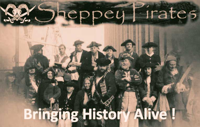The Sheppey Pirates