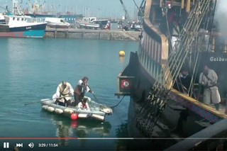 Brixham Pirate Festival 2013 by Ted Collins