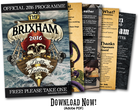 Download the Official 2016 Programme!