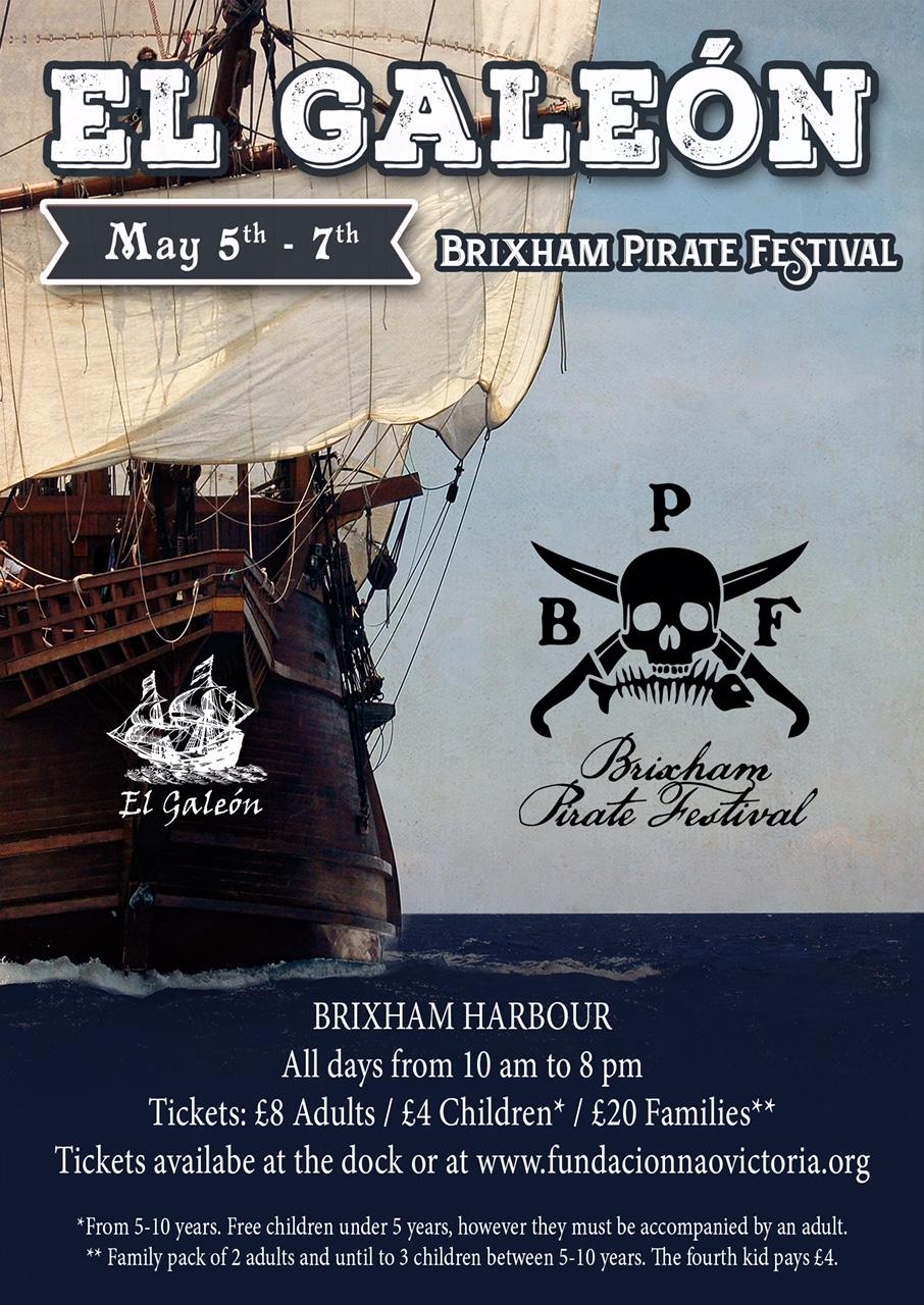 2018 Festival | The Brixham Pirate Festival